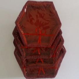 Set of Three Decorative Boxes
