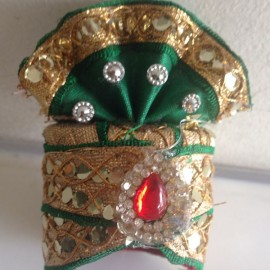 God's Headgear Green