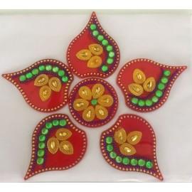 Acrylic Rangoli A