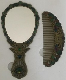 Mirror and Comb D1