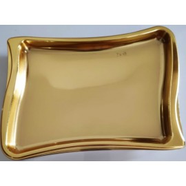 Set of 10 small trays