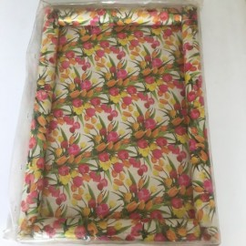 Decorated Tray M